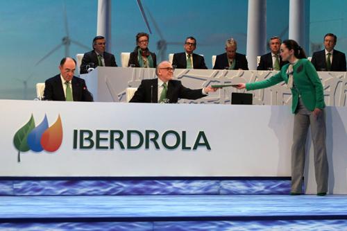 Junta de accionistas Iberdrola
