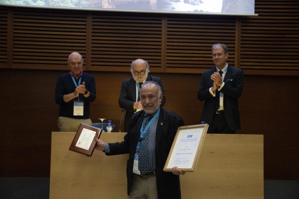 Descripción Congreso Bienal Real Sociedad de Quimica, secretaría técnica fue Ercisa